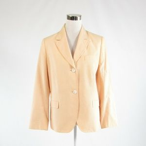 Faconnable orange cotton jacket 12